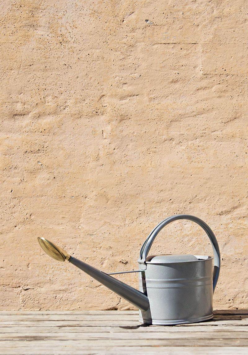 Vattenkanna Slimcan 5 Liter Ljusgrå