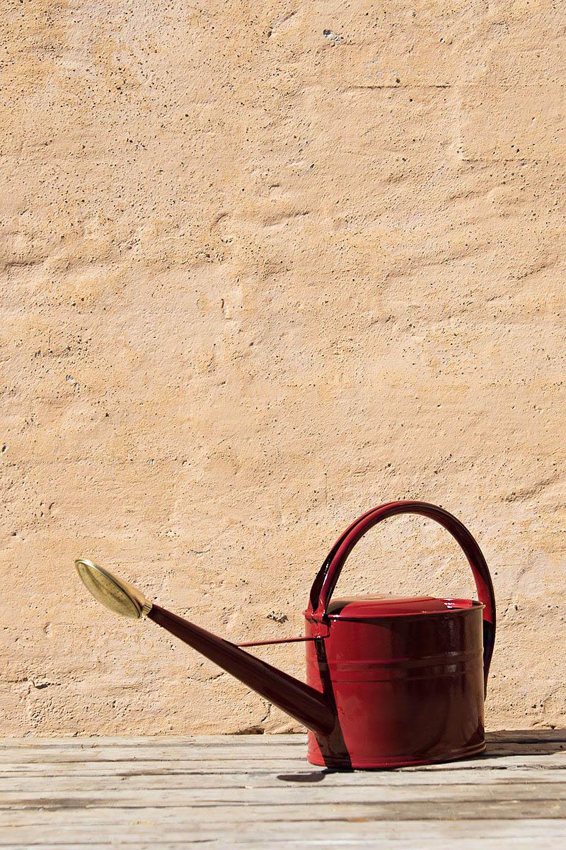 Vattenkanna Slimcan 5 Liter Röd
