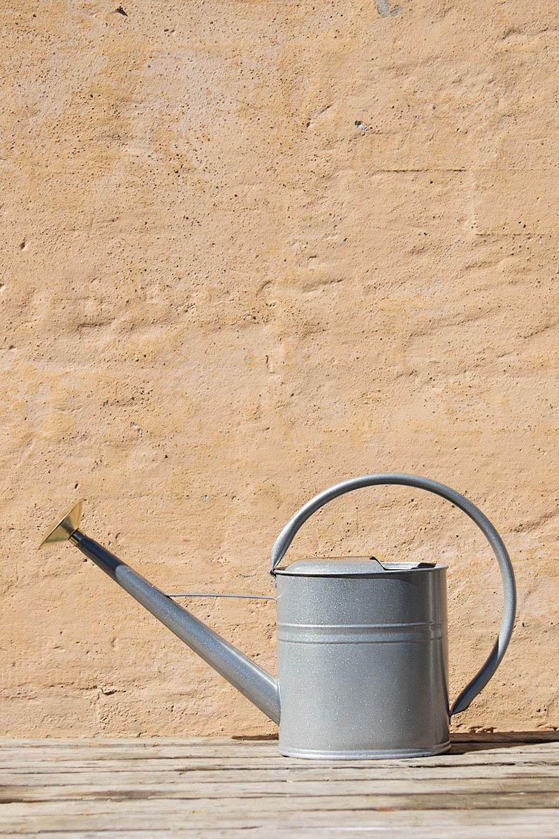 Vattenkanna Slimcan 8 Liter Ljusgrå