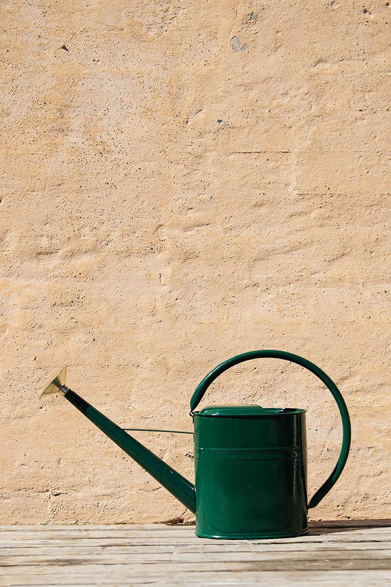 Vattenkanna Slimcan 8 Liter Mörkgrön