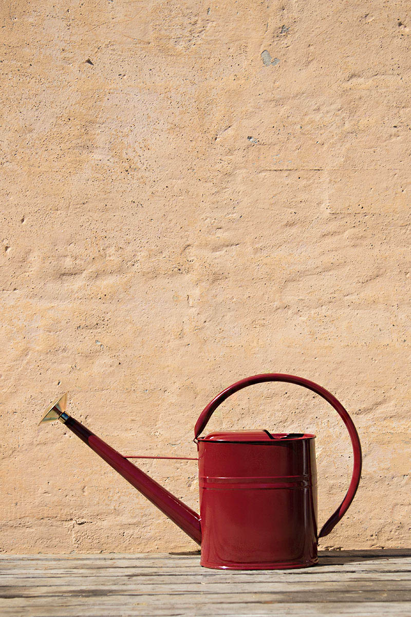 Vattenkanna Slimcan 8 Liter Röd