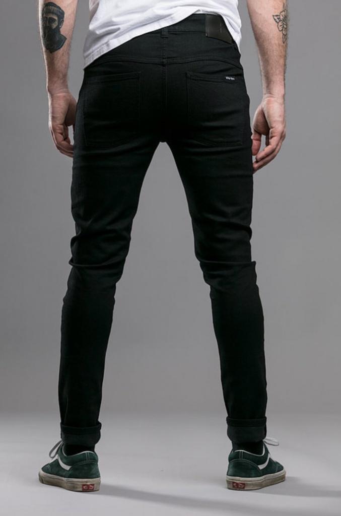 52ae411c1c08 Denim & Brands I The Blue Uniform, Jeans I Fri frakt