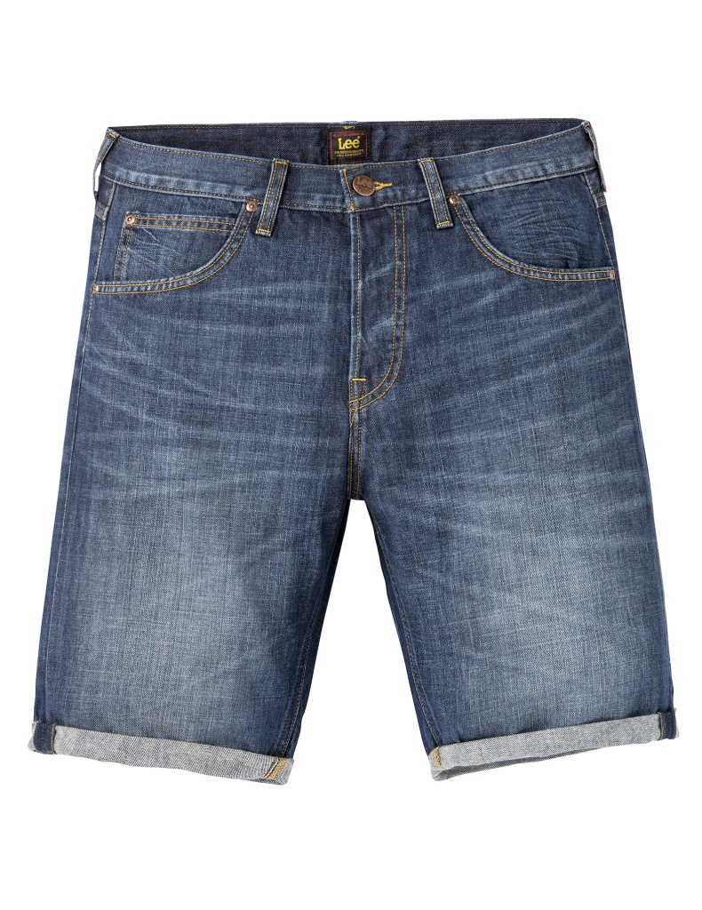 5 Pocket Short Notorious Blue