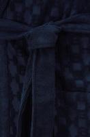 Logo Terry Gown Dark Blue