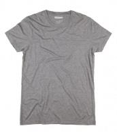 Men T-Shirt Grey