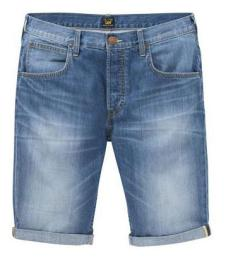 5 Pocket Short Blue Collective
