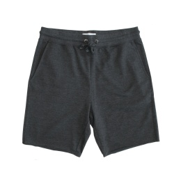 Lounge Short Dark Grey Melange