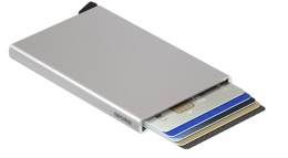Cardprotector Bruched Silver