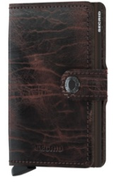 Miniwallet Dutch Martin Cacao/Brown