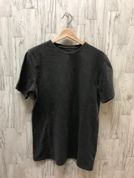 Noise Tee Washed Black