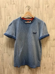 Orange Label Tee Harrington Navy