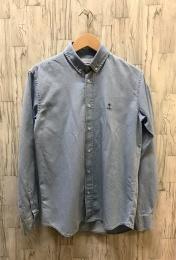Harry Denim Shirt Light Blue