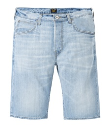 5 Pocket Shorts Sea Bleach
