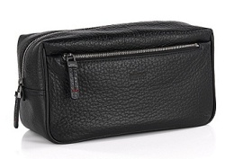 Dollar Washbag Black