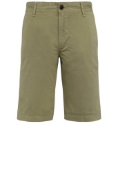 Schino Regular Short Dark Green