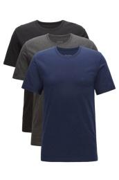 T-Shirt RN 3p Open Blue