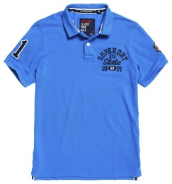 Superstate Polo Tropical Blue