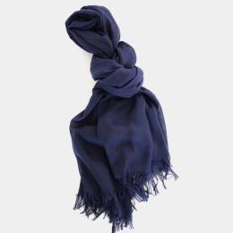 Sjal Oria Blue