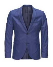 Roy Blazer Blue Depths