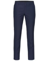 Roy Trousers Blue Depths