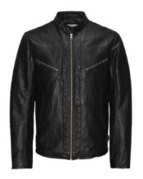 Note Jacket Black