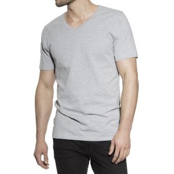 V-Neck Grey
