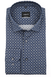 Diamond Shirt Navy