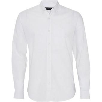 Cotton/Linen Shirt White