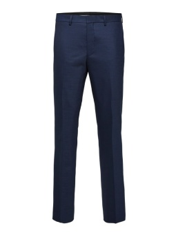 Mylostate Trousers Dark Blue