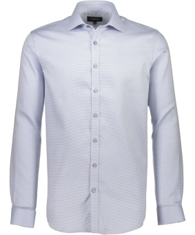 Small Structure Shirt White