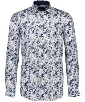Technical Shirt Aop White