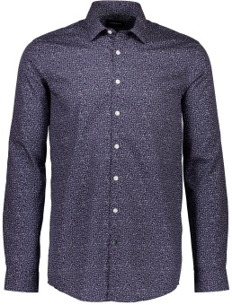 Technical Shirt Dark Blue