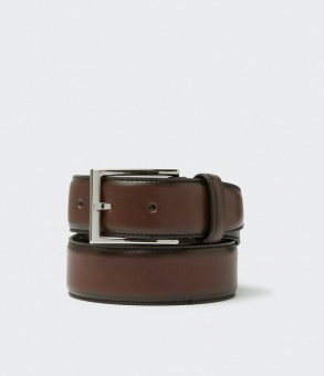 Boberg Belt Dark Brown