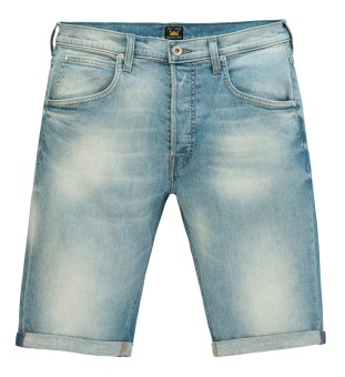 5 Pocket Shorts Beach Blue