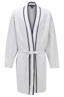 Heritage Kimono Medium Grey
