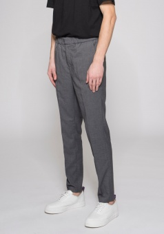 Mouflon Trousers Grey