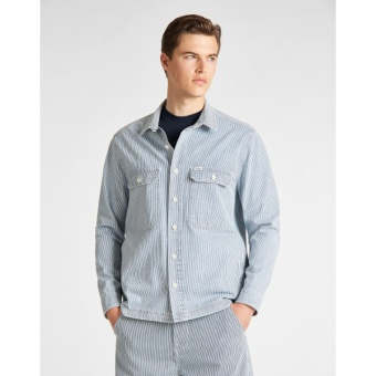 Workwear Overshirt Summer Wash