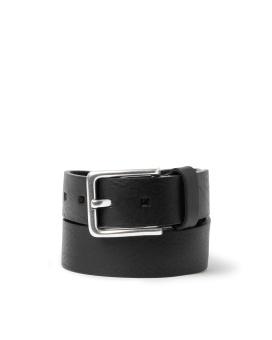 Ribe Belt Black 78429