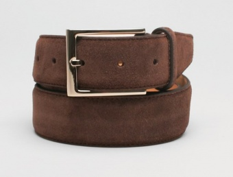 Sdlr Belt 78515 Dark Brown