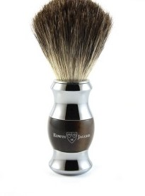 Shaving Brush Light Horne Crome