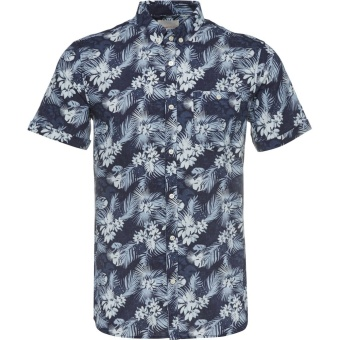 All Over Printed Shirt SS  Total Eclipse