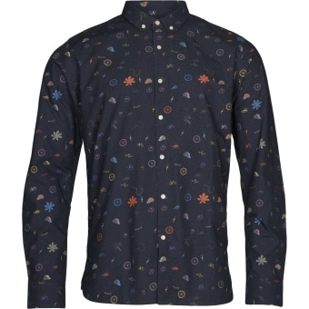 Concept Print Shirt Total Eclipse