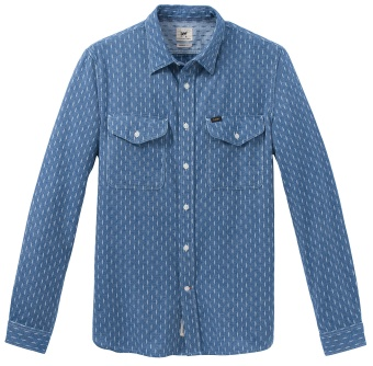 Army Shirt Night Blue