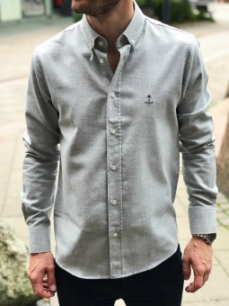 Harry Shirt Grey