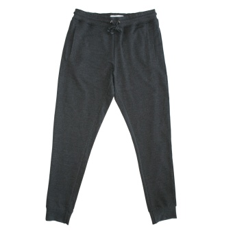 Lounge Pant Dark Grey Melange