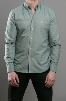 Herrman Oxford Shirt Mint Green
