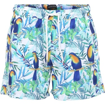 Tropical Shorts Tropic Aop
