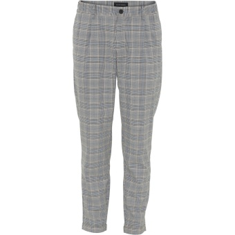 Torino Oscar Pants Grey Checked