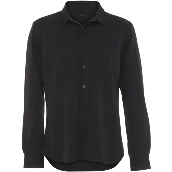 Maxime Shirt LS Black