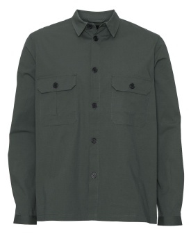 Ripstop Strecth Overshirt Army